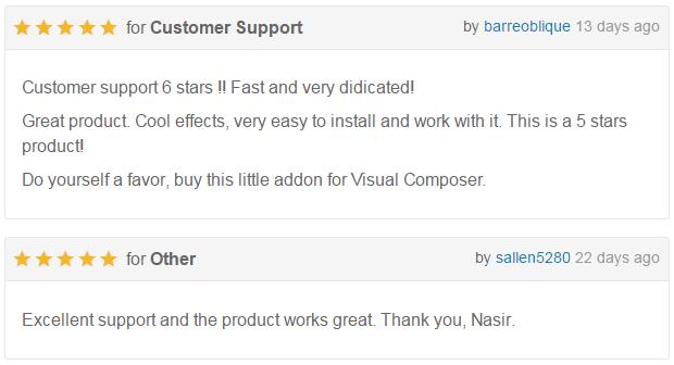 Complementos de efectos de desplazamiento de imagen para WPBakery Page Builder (anteriormente Visual Composer) - 3