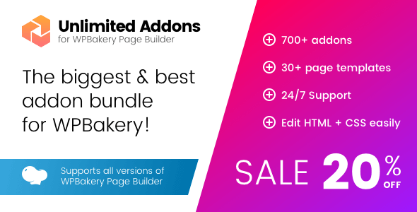 12 Best Addons For WPBakery Page Builder (Visual Composer) 2019